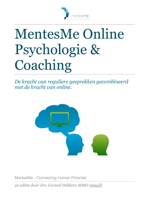 MentesMe Online Psychologie & Coaching